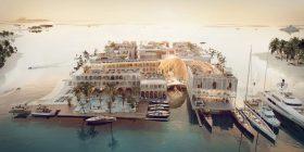 """""""Venediku në Dubai"""": Imazhe nga projekti që do të kushtojë miliarda dollarë (Foto)"""