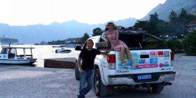 I premtoi bijës se do ta dërgoj në SHBA nëse pranohet në Universitet, babai përshkon 30 mijë kilometra për 106 ditë – duke kaluar nëpër 26 shtete (Foto)