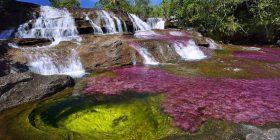 Fshehtësia e lumit më të bukur në botë: Brenda vitit ndërron pesë ngjyra (Foto/Video)