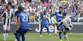 Sassuolo – Juventus, formacionet zyrtare
