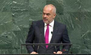 Kryeministri Rama bën thirrje për njohjen e Kosovës