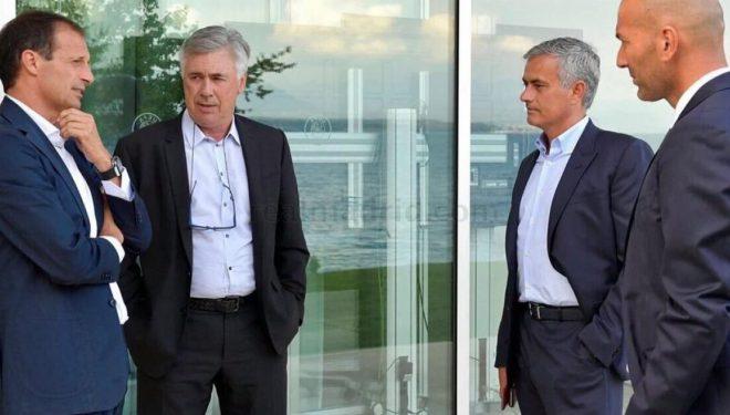 FIFA publikon tre trajnerët kandidat për më të mirin e vitit 2017 (Foto)