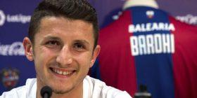 Bardhi: Doja të luaja për Shqipërinë, ëndrra ime është Reali