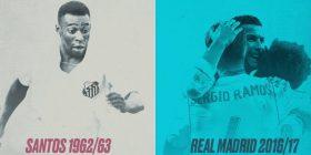 Reali barazon rekordin e Santosit