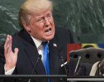 Presidenti i SHBA Donald Trump shpall fituesit e çmimit 'Fake News'