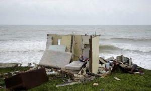 Uragani Maria drejt ishujve Turks dhe Kaikos