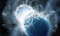 Dy yje përplasen, prodhohen miliarda tonë ar