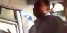 Lëshon timonin e autobusit dhe ngritët në këmbë për të vallëzuar, të gjithë menduan se po rrezikonte jetën e pasagjerëve – në fakt bëhej fjalë për shaka (Video)