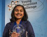 Është vetëm 11-vjeçe, fiton çmimin shkencëtarja më e re e SHBA-ve