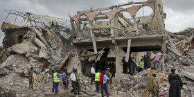Mbi 270 të vrarë nga shpërthimi në Mogadishu