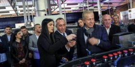 """Haradinaj merr pjesë në lansimin e brendimit të shtatë produkteve të Fabrikës """"Frutti"""""""