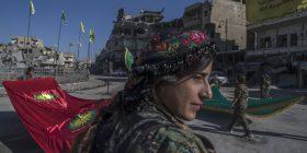 Forcat siriane me mbështetjen amerikane deklarojnë fitoren në Raka