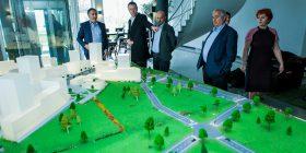 Abrashi zotohet për zbatimin e planit 'Prishtina – Qytet Kompakt'