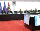 Deputetët e Kuvendit të Kosovës, anëtarë të Komisionit Parlamentar për Punë të Brendshme, Siguri dhe Mbikëqyrje të FSK-së vizituan Ministrinë dhe FSK-në