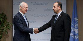 Negociatorët e qeverisë siriane pritet t'u bashkohen bisedimeve të paqes