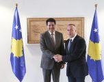 Kryeministri Haradinaj priti në takim Fayez Altemyat