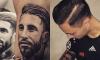 Tifozi i Real Madridit bën tatuazh fytyrën e Sergio Ramosit, lojtari fillon ta ndjek në rrjetet sociale (Foto)