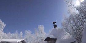 """""""Për pak sekonda, natën e bëri ditë"""": Momenti kur një meteor ndriçon Finlandën (Video)"""