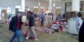 Mbi 230 të vrarë nga sulmi në një xhami në Egjipt