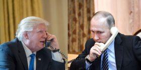 Trump, Putin dakord të mbështesin OKB-në në procesin e paqes për Sirinë