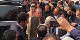Pakistan, Sharif në gjykatë për akuzat për korrupsion