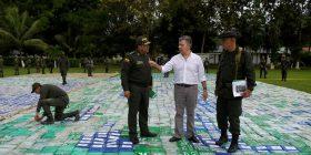 Në Kolumbi kapet një sasi e madhe droge
