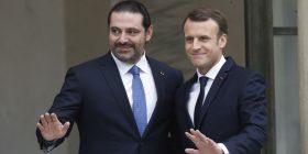 Paris, Presidenti Macron pret Kryeministrin e Libanit