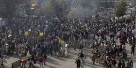 Protesta masive në Pakistan