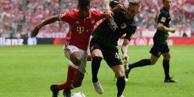Bayern Munich – Augsburg, formacionet zyrtare