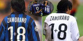 Nga Ronaldinho deri te Zamorano: Historia pas çdo zgjedhje të çuditshme të numrit në fanellat e tyre (Foto)