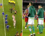 A do e krijojë Barça korridorin e nderit për Realin në El Clasico?