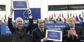 """BE nderon opozitën dhe disidentët e Venezuelës me çmimin """"Saharov"""""""
