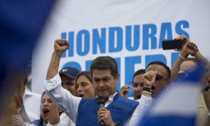 Hernandez, fitues i zgjedhjeve të debatueshme në Honduras