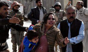 Pakistan: sulm vetëvrasës në një kishë