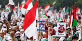 Pakënaqësi nga njohja amerikane e Jeruzalemit
