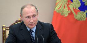 Presidenti rus urdhëron tërheqjen e pjesshme të trupave nga Siria