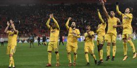 Notat e lojtarëve: Olympiacos 0–2 Juventus, Cuadrado më miri