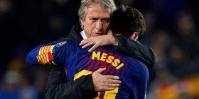 Trajneri i Sportingut e thërret Messin: Xhuxhi, xhuxhi (Foto/Video)