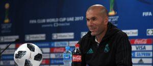Zidane: Ndeshje e mirë para El Clasicos, CR7 gjithmonë aty në momente vendimtare
