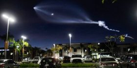 Ndriçimi më misterioz që u pa ndonjëherë në qiell (Video)