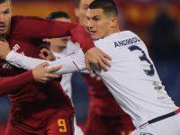 Roma fiton me shumë vështirësi në minutat shtesë ndaj Cagliarit (Video)
