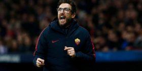 Di Francesco: Mendonin se Roma do të eliminohej
