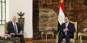 Kreu i Pentagonit viziton Egjiptin