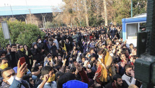 Media iraniane: 10 viktima të tjera gjatë protestave