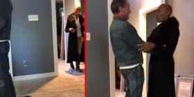 Për 20 vite kishte mbajtur frizurën e njëjtë, një ditë vendosi ta rruaj kokën – kur e pa burri mbeti i habitur (Video)
