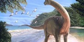 Zbulohen fosilet e dinozaurit 80 milionë i vjetër nga Sahara (Foto)