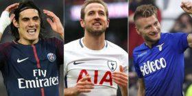 Asnjë lojtarë i Real Madridit në 200 vendet e para për top-shënues të Evropës, prijnë Kane dhe Immobile