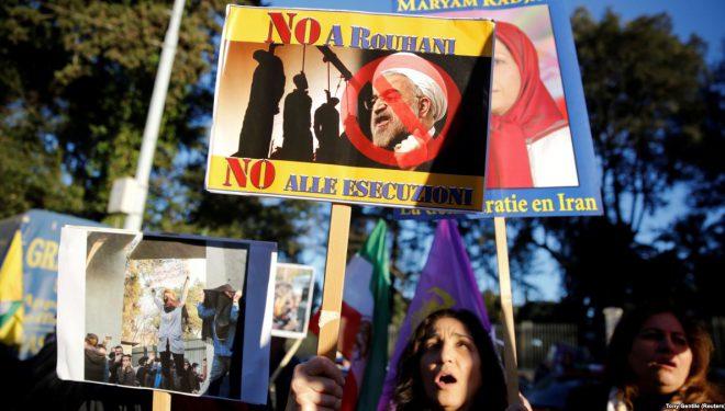 Protestat në Iran hyjnë në javën e dytë, SHBA akuzohet për ndërhyrje