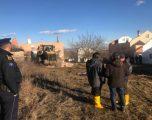 Fillon rrënimi i objekteve të para në fshatrat Hade e Shipitullë