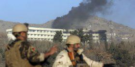 Forcat afgane i japin fund rrethimit vdekjeprurës në Kabul